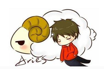 白羊和摩羯