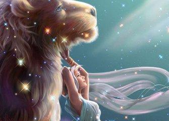 狮子男床上爱你的表现